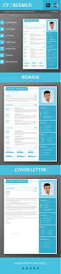 17 best images about resume resume template cv template psd ms word