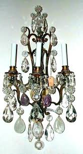 chandelier sconce chandelier and sconce set 6 chandelier sconce set crystal wall sconces bathroom