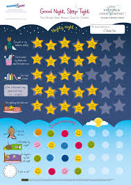 Free Printable Sleep Charts Sleep Reward Chart Victoria Chart Company