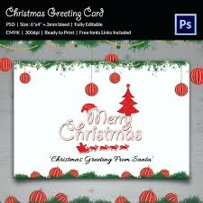 Free Cards Templates Create For Sending To Christmas Greeting Card ...