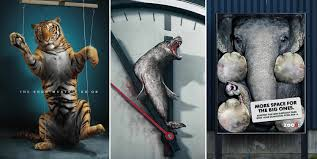 animal cruelty ads. Unique Cruelty 33 Powerful Animal Ad Campaigns That Tell The Uncomfortable Truth  Bored  Panda On Cruelty Ads