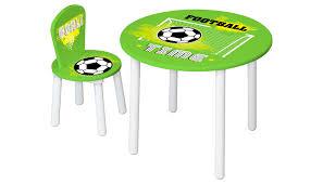 <b>Комплект детской</b> мебели <b>Polini</b> Kids Fun 185 S, Футбол, зеленый ...