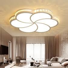 modern led chandeliers for living room bedroom dining room acrylic indoor home re led chandelier lamp lighting fixtures farmhouse chandelier modern