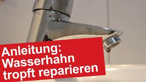 Küche Wasserhahn Grohe Warmwasserhahn Leckt Undicht Tropft