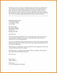 Letter Format Sincerely Images - Letter Samples Format