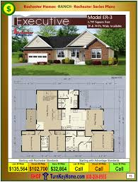 rochester homes rochester series starting modular construction homes rochester home inc executive er3 ranch