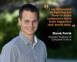 Unh Quote Stunning Marek Petrik Assistant Professor Of Computer Science UNH Today