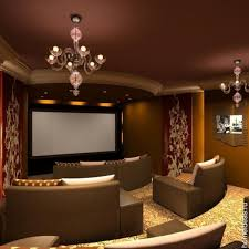 home theater room wall decor
