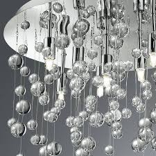 full size of galaxy ceiling light fixtures k9 crystal chrome flush