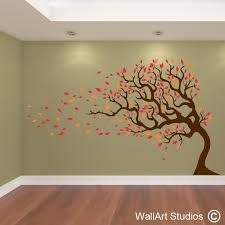 tree wall painting tree wall art