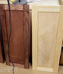 Making Kitchen Cabinet Doors How To Build A Kitchen Cabinet Door Best Home Furniture Decoration