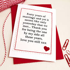 can be personalised for any wedding anniversary