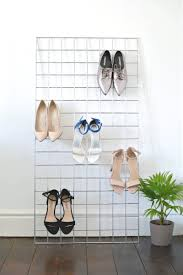 Just The Right Shoe Display Stand What's Happening This Week In DIY Home Decor Projects Storage 42