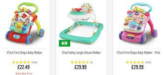 baby walker argos deals