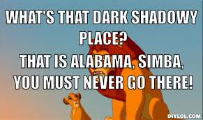 Thats Hull Simba You Must Never Go There Meme Generator - DIY LOL via Relatably.com
