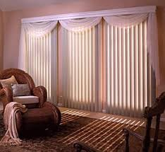 Vertical Blind Curtains  Vertical Blind Curtain  Window Curtain Ideas For Windows With Blinds