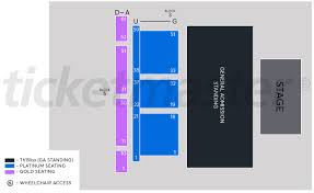 Tsb Arena Wellington Tickets Schedule Seating Chart