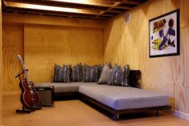 futon office. Futon Couch Bed Basement Modern With None Office