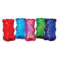 Light Gummy Bears Squishy Gummy Bear Light Gummi Bear Lamp Nightlight