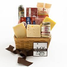 basket of meat and cheese favorites basket of meat and cheese favorites read reviews at igourmet
