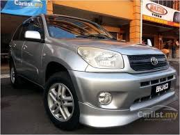 Toyota RAV4 2001 2.0 in Selangor Automatic SUV Silver for RM 31,800 ...