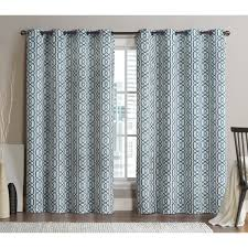Patterned Curtains For Living Room Aqua Curtains For Living Room