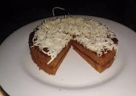 Resep Sponge Cake Kukus Selai Coklat 2 Telur Minimalis Oleh Mawar
