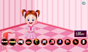 free room decoration games for girls with baby emma apk download