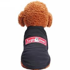 New Supreme Cotton Jacket For Small Medium Size Dogs Free
