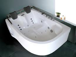 two person jacuzzi tub with heater home bathtub bathroom engaging