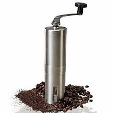 This makes these devices easy to disassemble, clean, and put back together. Manual Coffee Grinder Adjustable Ceramic Conical Burr Coffee Bean Mill W Hand Ebay