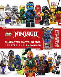 LEGO® Ninjago Character Encyclopedia Updated and Expanded by DK - Penguin Books  Australia