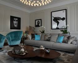 How To Design Your Living Room 10 ideas for how to decorate your living room with turquoise accents 6874 by uwakikaiketsu.us