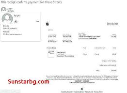 Apple Store Invoice History For Template Beautiful Music Landing ...