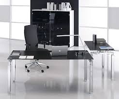 office glass desks. Black Glass Meeting Table Range Office Desks B