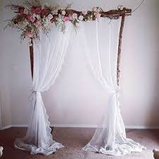 indoor wedding arches. 4-romantic-wedding-lace-decorative-arch-2 indoor wedding arches 6