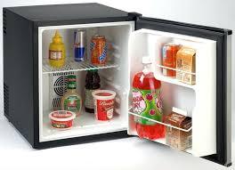 mini Mini Fridge W Freezer Compact Refrigerator