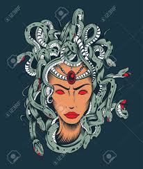 Medusa Banque D Images Vecteurs Et Illustrations Libres De Droits