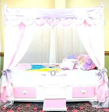 Toddler Beds For Girls Bed Canopy Little Girl Bedding Princess Fresh To