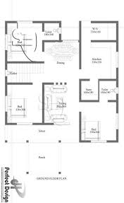 bedroom house in 1153 square feet