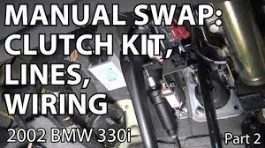 bmw e46 manual swap project clutch kit, lines, wiring part 2 bmw e46 clutch switch wiring diagram at Bmw E46 Clutch Switch Wiring Diagram