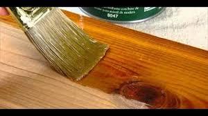 Geralmente, são usados para recuperar peças de madeira. Verniz Ou Stain Qual E A Diferenca Youtube