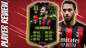 FIFA 21 ULTIMATE TEAM | 83 RULEBREAKER HAKAN CALHANOGLU PLAYER REVIEW! -  YouTube