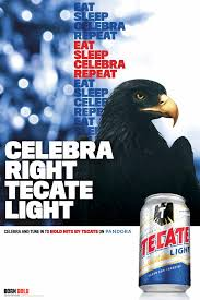 tecate poster