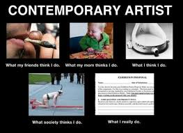 IMAGE | modern art meme via Relatably.com