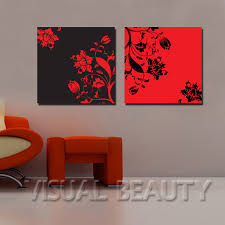 painting on awesome design cozy free beautiful flowers canvas art easy for pictures oil simple design