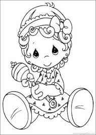 Small Picture Baby And Teddy Bear Precious Moments Coloring Pages Precious