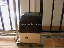 AC&DC Automatic Sliding Gate Opener - PR-PC04B - Perth (China ...