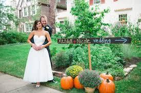 Fall Wedding Ideas  RSVP By A Grand WeddingcomBackyard Fall Wedding