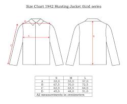 Pike Brothers 1942 Hunting Jacket Khaki Size L Bnwt The